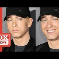 Someone Photoshops Smiles On Eminem's Photos & Hilarity Ensues