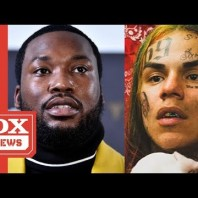 "Meek Mill Puts Tekashi 6ix9ine's Girlfriend In Her Place For Calling Him ""A Big Hater"""