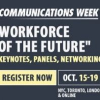 """Communications Week NY 2018: """"Workforce of the Future"""""""