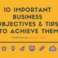 10 Important Business Objectives And Tips To Achieve Them