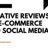 How to Manage Negative Reviews on E-commerce and Social Media?