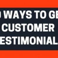 How to get Customer Testimonials? 10 Ways to Get Customer Testimonials
