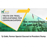 """Former Trump Lawyer Ty Cobb Calls For """"As Much Transparency as Possible with Mueller Report"""""""